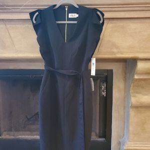 Eliza J - Black Cocktail Dress